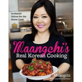 Maangchi's Real Korean Cooking (Hardcover)