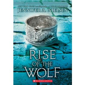 Rise of the Wolf: Mark of the Thief, Book 2 (Paperback)