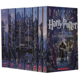 Harry Potter Boxed Set Special Edition (Paperback)