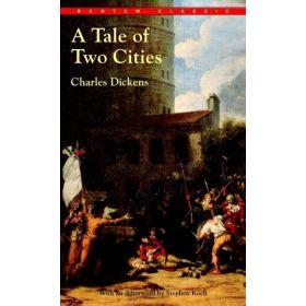 A Tale of Two Cities, Bantam Classics (Mass Market)