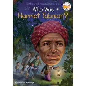 Who Was Harriet Tubman? (Paperback)