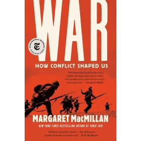 War: How Conflict Shaped Us (Paperback)