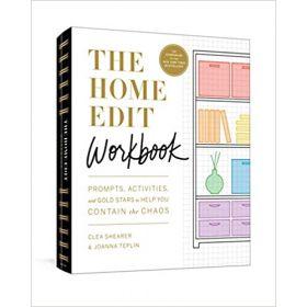 The Home Edit Workbook (Paperback)