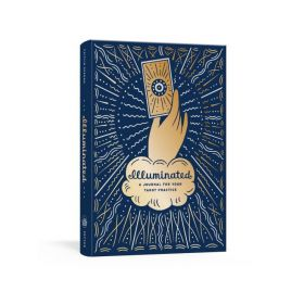 Illuminated: A Journal for Your Tarot Practice (Diary)