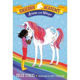 Ariana and Whisper: Unicorn Academy, Book 8 (Paperback)