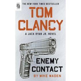 Tom Clancy Enemy Contact: A Jack Ryan Jr. Novel, Export Edition (Mass Market)