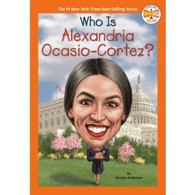 Who Is Alexandria Ocasio-Cortez? (Paperback)