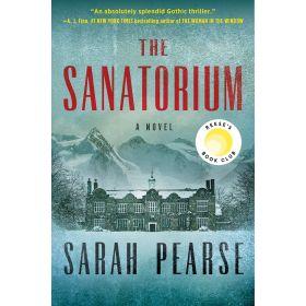 The Sanatorium: A Novel (Hardcover)
