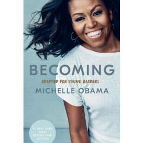 Becoming: Adapted for Young Readers (Hardcover)