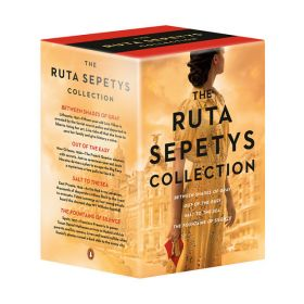 The Ruta Sepetys Collection, Boxed Set (Paperback)