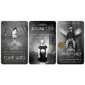 Miss Peregrine's Peculiar Children Books 1 to 3 with Journal Prepack (Paperback)