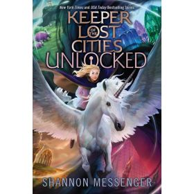 Unlocked: Keeper of the Lost Cities, Book 8.5, Signed Copy (Hardcover)