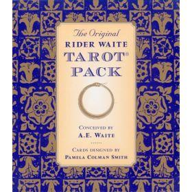 The Original Rider Waite Tarot Pack, Boxed Kit (Paperback)