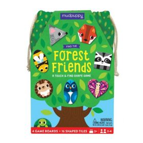 Mudpuppy: Find The Forest Friends Game