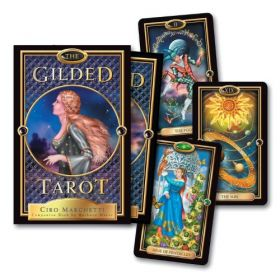 The Gilded Tarot, Boxed Kit (Cards)