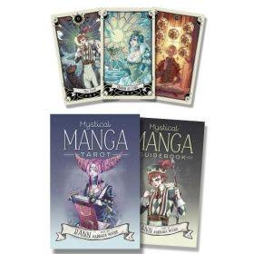 Mystical Manga Tarot (Cards)