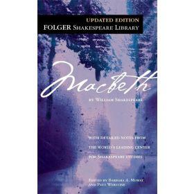 Macbeth, Folger Shakespeare Library (Mass Market)