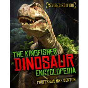 The Kingfisher Encyclopedias: Dinosaur Encyclopedia (Paperback)
