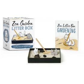 Zen Garden Litter Box : A Little Piece of Mindfulness, Miniature Editions (Mixed Media Products)