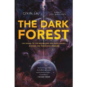 The Dark Forest: Three-Body Problem, Book 2 (Paperback)