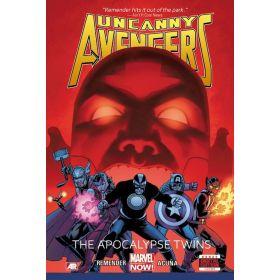 Uncanny Avengers Vol. 2 : The Apocalypse Twins (Hardcover)