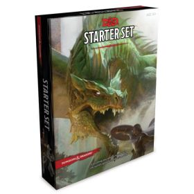 Dungeons and Dragons Starter Set: Fantasy Roleplaying Game Starter Set (Mixed Media Product)