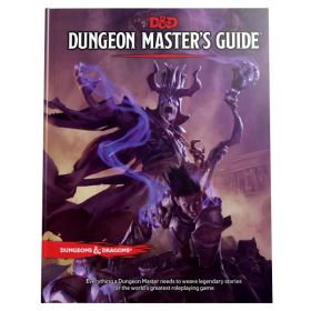 Dungeon Master's Guide: Dungeons & Dragons Core Rulebooks (Hardcover)