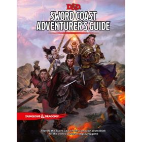 Sword Coast Adventurer's Guide: Dungeons & Dragons (Hardcover)