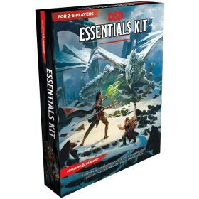 Dungeons & Dragons Essentials Kit (Mixed Media Product)