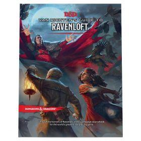 Van Richten's Guide to Ravenloft, Dungeons & Dragons (Hardcover)
