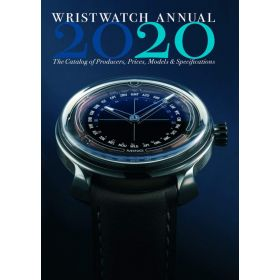 Wristwatch Annual 2020: The Catalog of Producers, Prices, Models, and Specifications (Paperback)