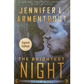 The Brightest Night: Origin Series Book 3, Signed Copy (Hardcover)