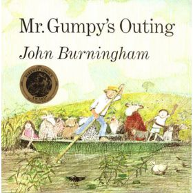 Mr. Gumpy's Outing (Paperback)