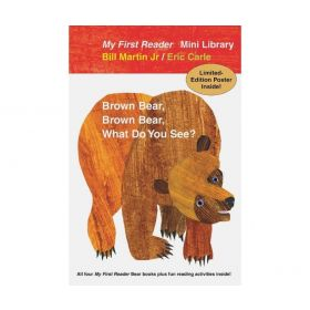 Bear Book Readers Boxed Set (Paperback)
