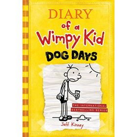 Dog Days: Diary of a Wimpy Kid, Book 4 (Paperback)