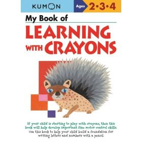 Kumon: My Book of Learning with Crayons (Paperback)