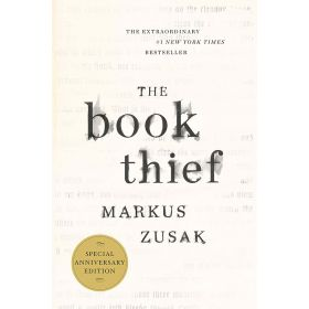 The Book Thief, Anniversary Edition (Hardcover)