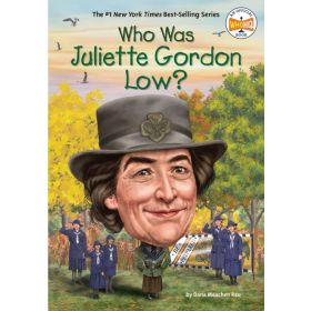 Who Was Juliette Gordon Low? (Paperback)