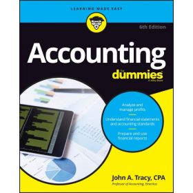 Accounting For Dummies: 6TH Edition (Paperback)