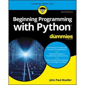 Beginning Programming with Python For Dummies 2nd Edition (Paperback)
