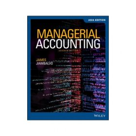 Managerial Accounting, 7th Edition, Asia Edition (Paperback)