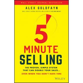5-Minute Selling (Hardcover)