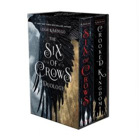Six of Crows Boxed Set: Six of Crows, Crooked Kingdom, Boxed Set (Paperback)