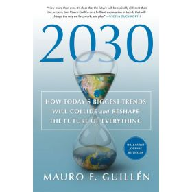 2030: How Today's Biggest Trends Will Collide and Reshape the Future of Everything (Hardcover)