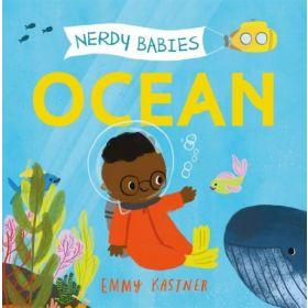 Nerdy Babies: Ocean (Board Book)
