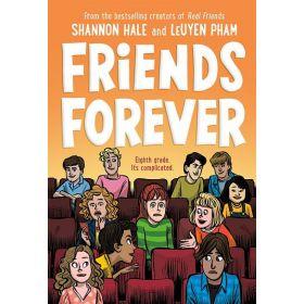 Friends Forever: Friends, Book 3 (Paperback)