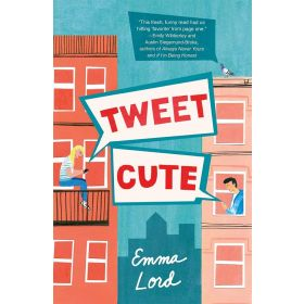 Tweet Cute: A Novel (Paperback)