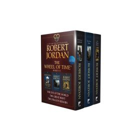 INCOMING - Wheel of Time Boxed Set (Paperback)