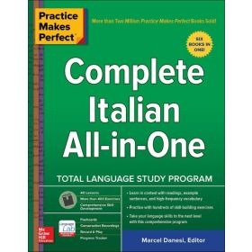 Practice Makes Perfect: Complete Italian All-in-One (Paperback)