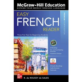 Easy French Reader, Premium Fourth Edition (Paperback)